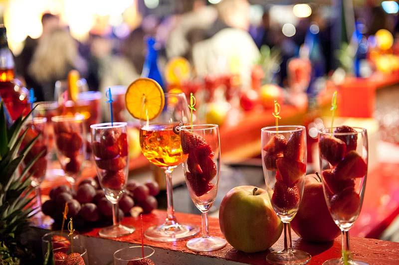 bergedorfer hafenmeile impressionen cocktails